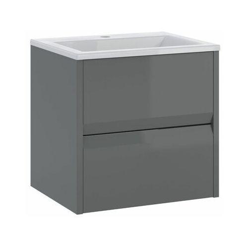 Zestaw szafka z umywalką Paladium 50 Mirano (5908271110884)