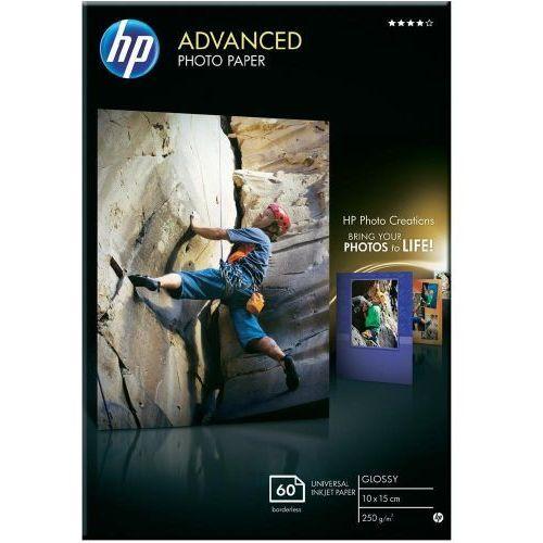 Hp Papier advanced glossy photo 10x15 q8008a - kurier ups 14pln, paczkomaty, poczta