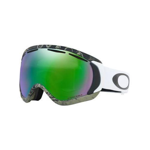gogle snowboardowe OAKLEY - Tanner Canopy Turntable Green W/Przmjade (78) rozmiar: OS