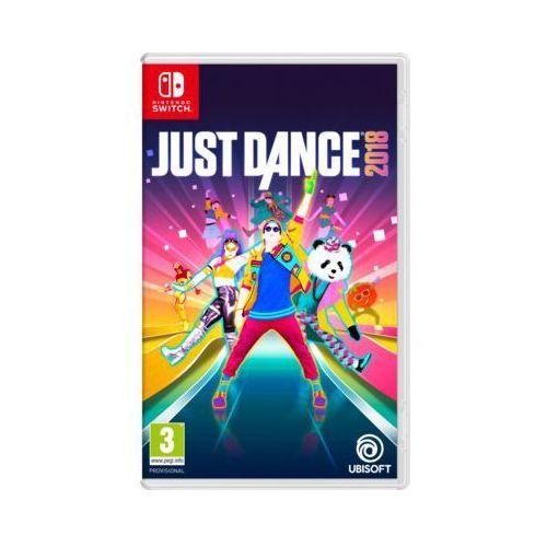 Ubisoft Gra nintendo switch just dance 2018 (3307216026495)