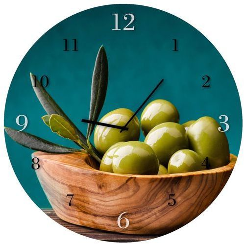 Styler Zegar ścienny olives bh007
