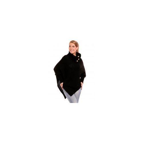 Sweter poncho ls156, Lemoniade