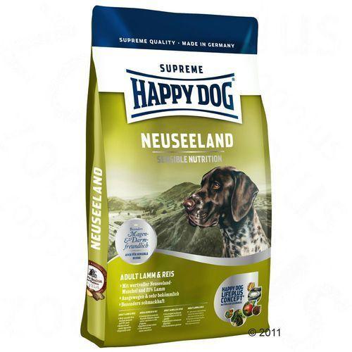 HAPPY DOG Supreme - Sensible Nutrition Neuseeland 12,5kg (4001967014051)