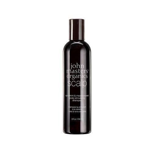 John masters organics spearmint and meadowsweet | szampon do włosów wypadających i osłabionych 236ml