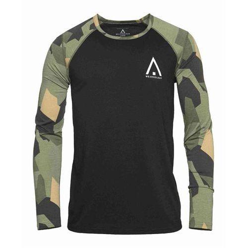 Koszulka - guard ls jersey black (900) rozmiar: m marki Clwr