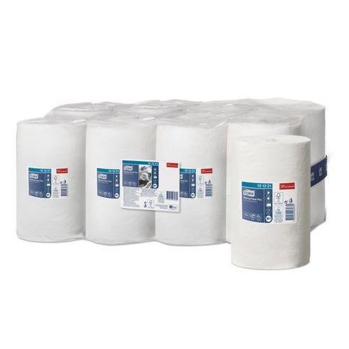 Czyściwo papierowe w mini roli do średnich zabrudzeń Tork białe M1, 7322540465389