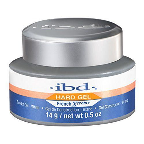 IBD Nail treatments – French Xtreme żel, White, 0.5 ounce, 1er Pack (1 X 15 ML), IBDG0237
