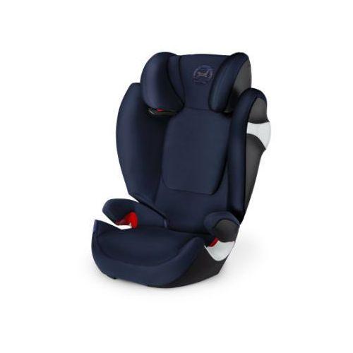 cybex GOLD Fotelik samochodowy Solution M Denim Blue-blue