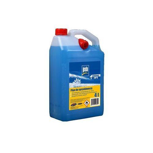 Płyn do spryskiwaczy zimowy z lejkiem 4 L
