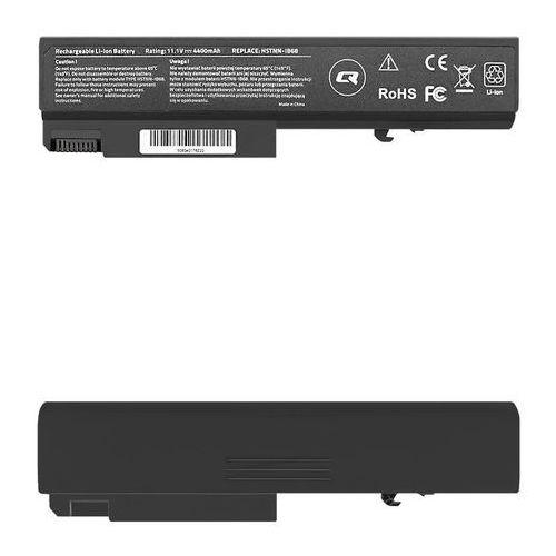 Qoltec Bateria do HP EliteBook 6930p 8440P, ProBook 6550B, 4400mAh, 10.8-11.1V - DARMOWA DOSTAWA!!! (5901878525327)