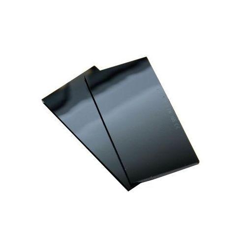 Szkło ochronne ciemne do tarcz spawalniczych 50x100 din 10 10 din marki Most