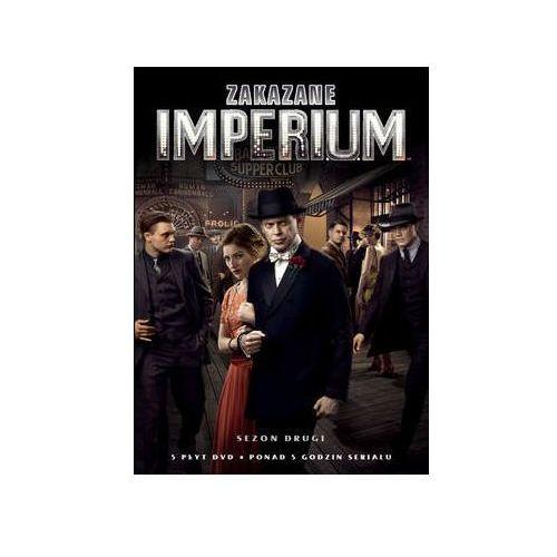 Galapagos films / hbo Zakazane imperium, sezon 2 (5 dvd)