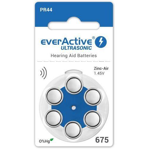 Everactive 30 x baterie do aparatów słuchowych ultrasonic 675
