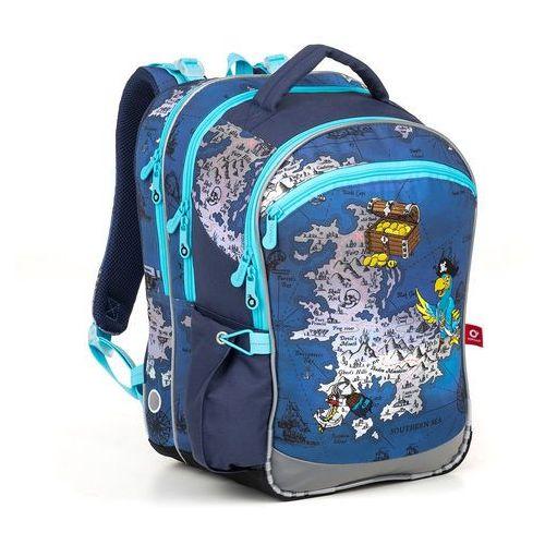 Plecak szkolny coco 18015 b marki Topgal