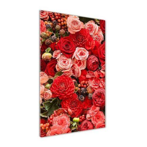 Foto obraz akryl do salonu Bukiet kwiatów