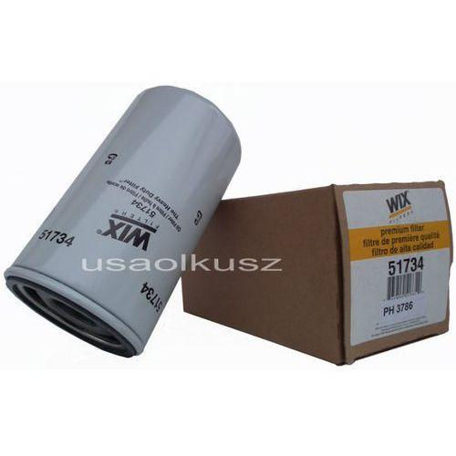 Wix Filtr oleju silnika ford f-350 f-450 f-550 super dutry 7,3 td v8