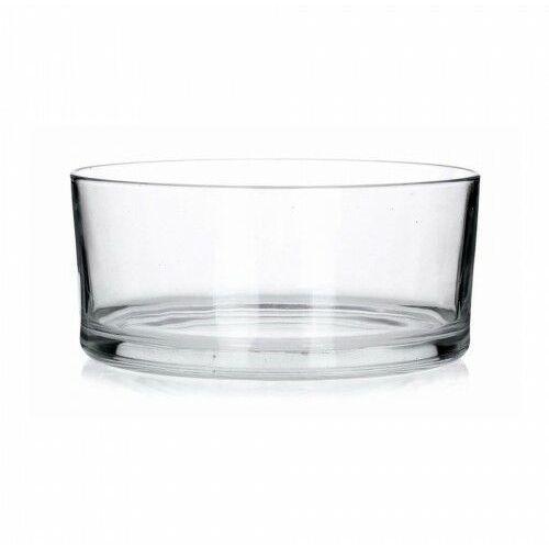 Salaterka szklana prosta 24 cm 9351 marki Edwanex