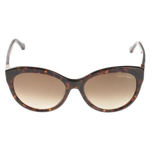 albaldah okulary przeciwsłoneczne brązowy uni marki Roberto cavalli
