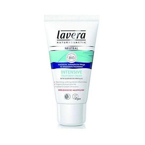 sos mikrostříbrem neutralny śmietany (intensywne leczenie krem) 50 ml marki Lavera
