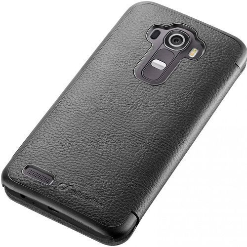 Etui book essential do lg g4 czarny marki Cellular line