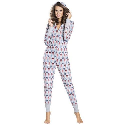 Kombinezon do spania piżama sowa italion fashion marki Italian fashion