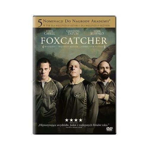 Foxcatcher (DVD) - Bennett Miller (5903570156724)