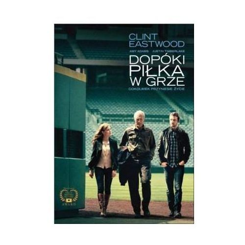 Dopóki piłka w grze (dvd) - robert lorenz darmowa dostawa kiosk ruchu marki Galapagos films / warner bros. home video