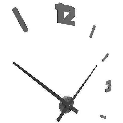 Zegar ścienny Michelangelo duży CalleaDesign jasnobrzoskwiniowy (10-306-22)