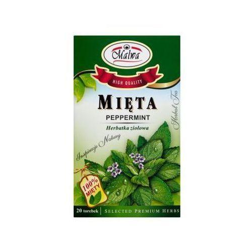 Malwa Herbata ziołowa mięta ex'20  (5902781000390)