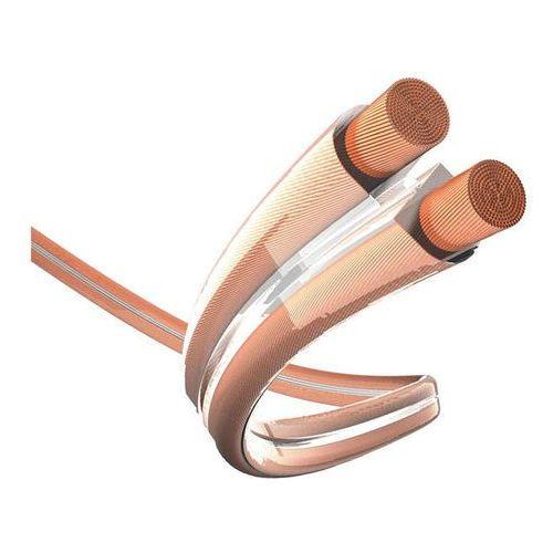 Inakustik Przewód głośnikowy przezroczysty  004022 120 m (4001985424856)