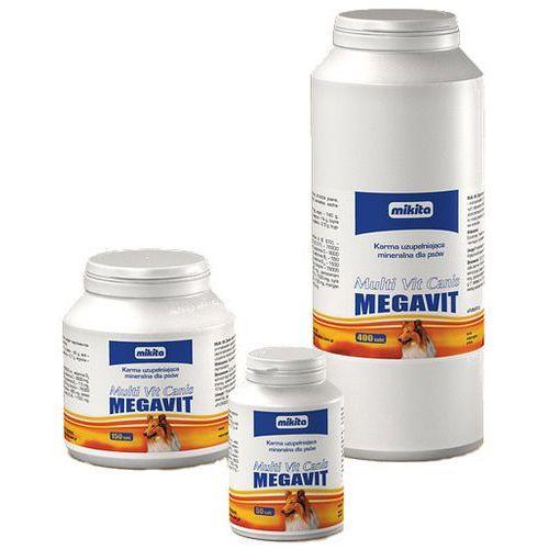Tabletki Mikita MEGAVIT Multi Vit Canis 400 tabletek