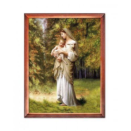 Produkt polski Obraz matka boża z dzieciątkiem jezus