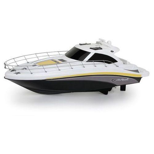 New Bright, Sea Ray Boat, łódź zdalnie sterowana, czarna z kategorii jeżdżące