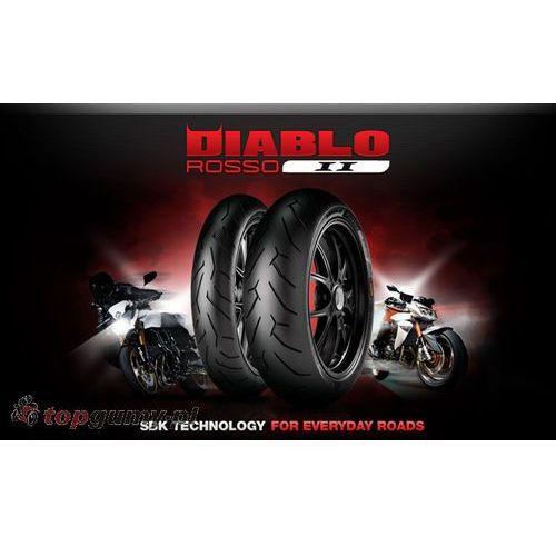 diablo rosso 2 180/55zr17 73w tl dot2015 wyprodukowany przez Pirelli