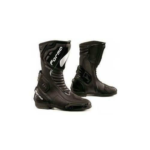 buty freccia czarne, Forma