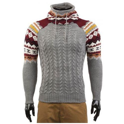 Sweter męski EKO GREY