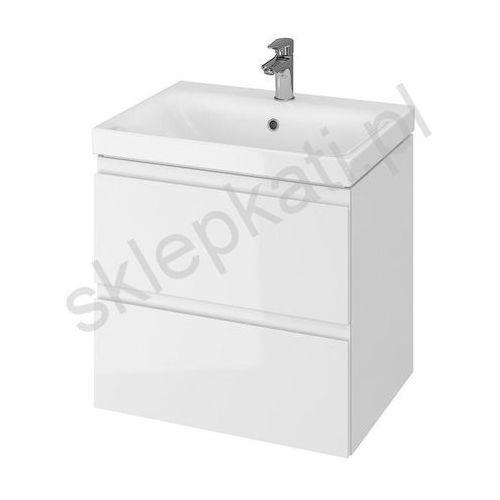 CERSANIT szafka podumywalkowa Moduo 60 biały połysk S929-010, S929-010