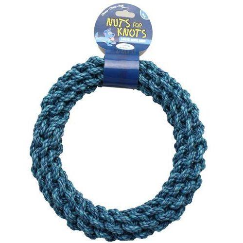 Ringo plecione ze sznura w rozm. l marki Nuts for knots