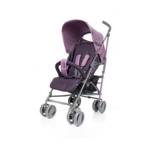 4Baby Shape wózek spacerowy parasolka Nowość 2017 purple - produkt z kategorii- Wózki spacerowe