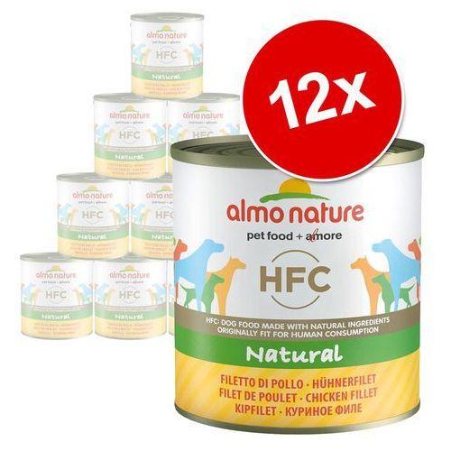 classic dog tuna and chicken (tuńczyk i kurczak) - puszka 280g marki Almo nature