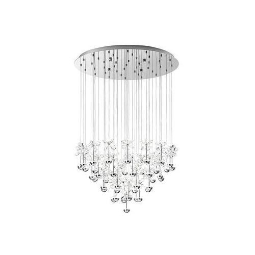 Eglo 93661 - led lampa wisząca pianopoli 43xled/2,5w/230v