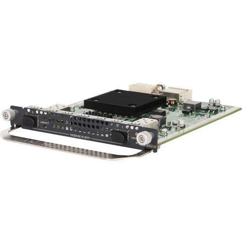 Hp f1000-s/a 2-port 10gbe sfp+ module (jg317a) marki Hpe
