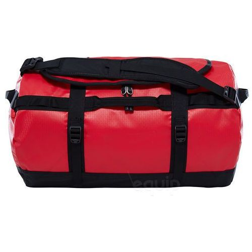 Torba podróżna base camp duffel s ne - tnf red / tnf black marki The north face