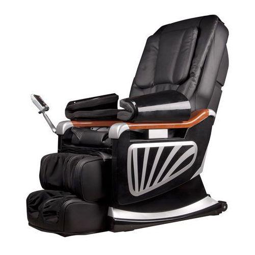 Fotel do masażu inSPORTline Masseria, Ciemny brązowy