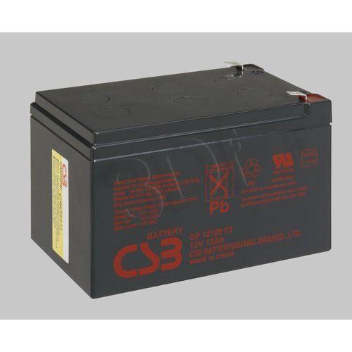 Fideltronik CSB 12V 12Ah GP12120F2 Szybka dostawa! Darmowy odbiór w 21 miastach! (5902002033459)