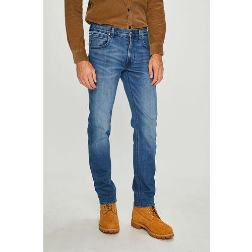 - jeansy daren zip fly marki Lee
