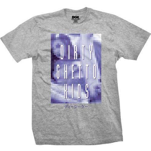 Dgk Koszulka - glitch ath heather (ath heather) rozmiar: l