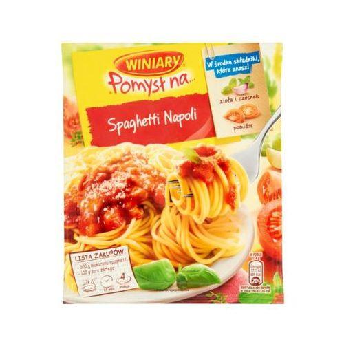 WINIARY 47g Spaghetti napoli Pomysł na...