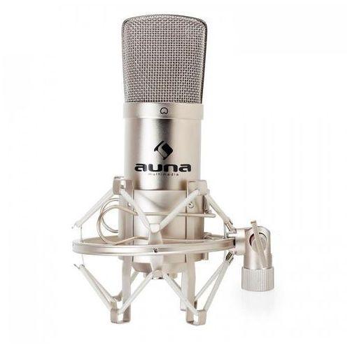 Auna Cm001s profesjonalny,studyjnymikrofon pojemnościowy