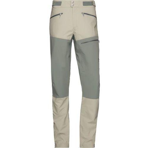 Norrøna Bitihorn Lightweight Spodnie długie Mężczyźni szary L 2018 Spodnie turystyczne, kolor szary